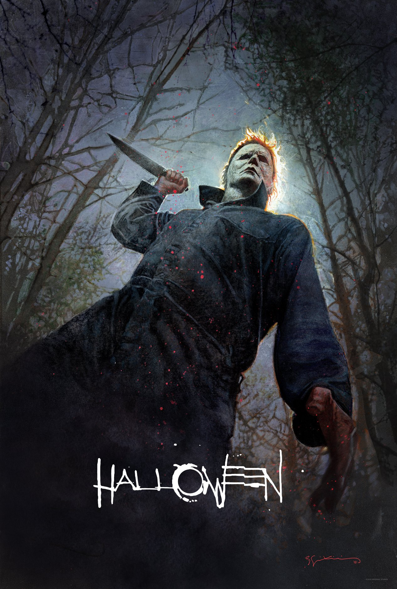 review: the only scary thing about this year's 'halloween' is the