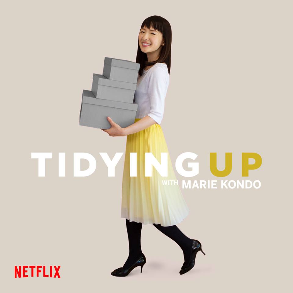 REVIEW: 'Tidying Up with Marie Kondo' makes me want to fix my messy life   The Collegian
