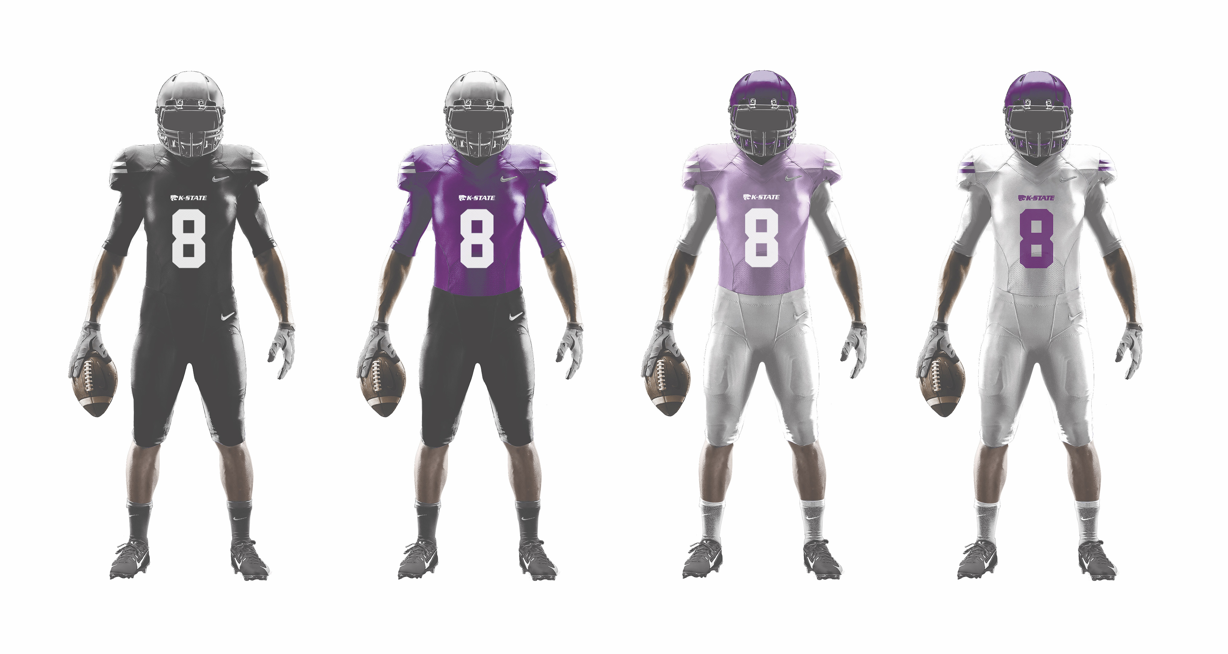 hot sale online 84b38 2af4d THEORY: Does a new coach mean new uniforms for K-State ...