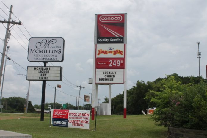 Country Stampede's relocation to Topeka spells revenue loss for